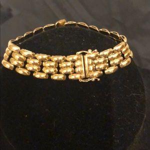 Gold Italian Bracelet 585 (14K)